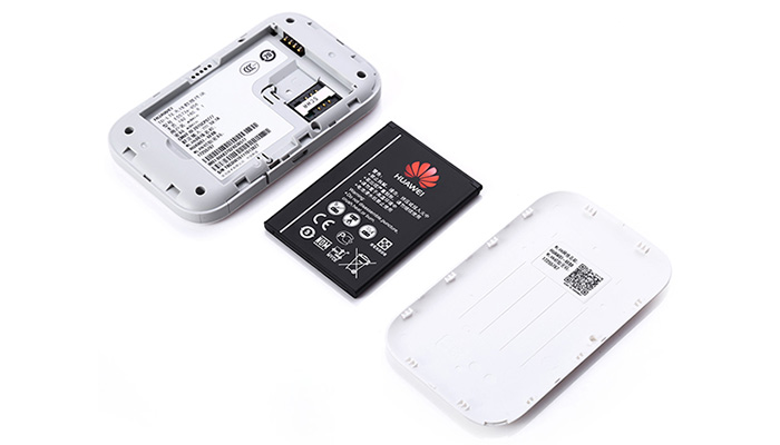 Original HUAWEI E5573s - 856 4G Mobile WiFi Router LTE Cat4 150Mbps